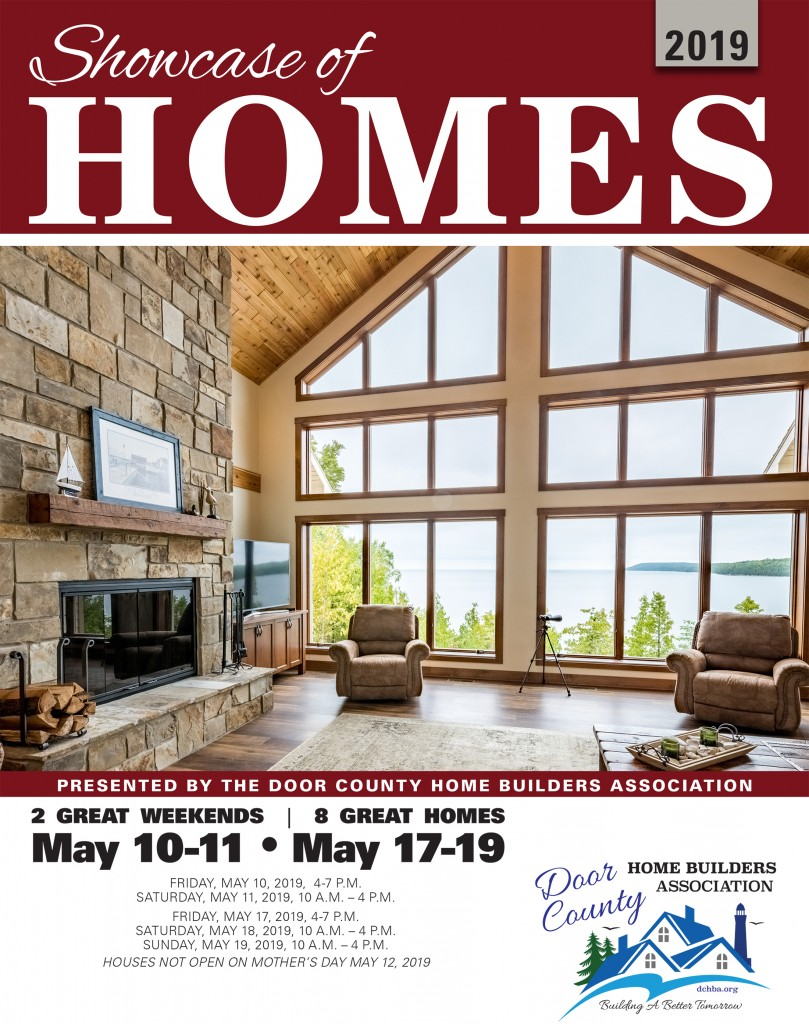 2019 Door County Home Builders Association Showcase of Homes