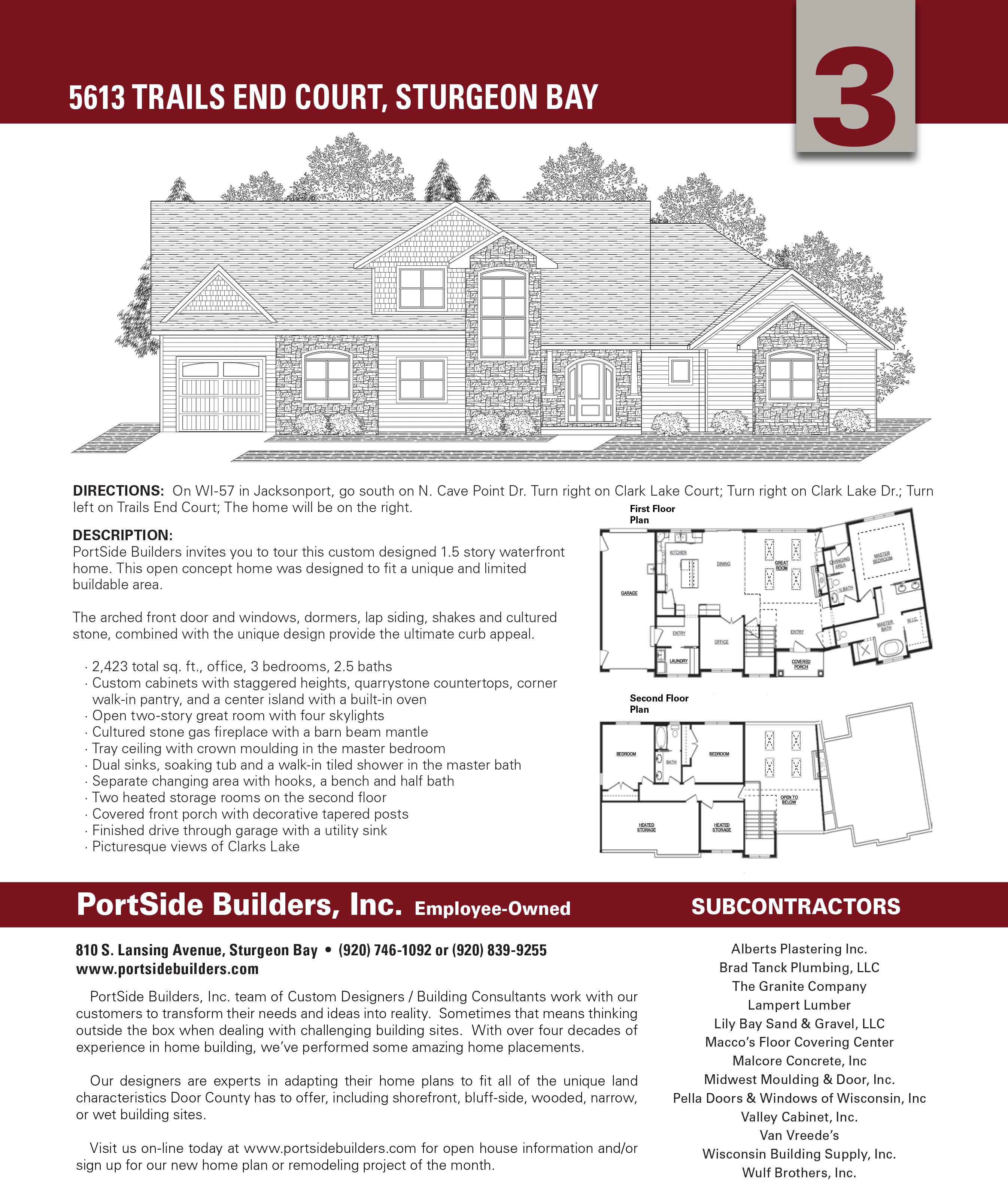 Portside Builders Inc.