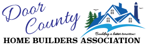 Door County Home Builders Association Logo