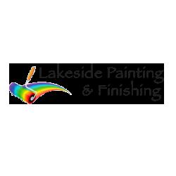 Lakeside Painting