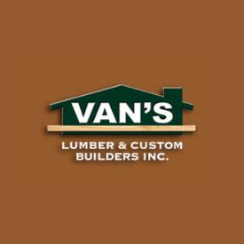Van's Lumber & Custom Builders