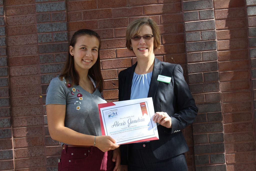 Door County Home Builders Association Education Award Winnner