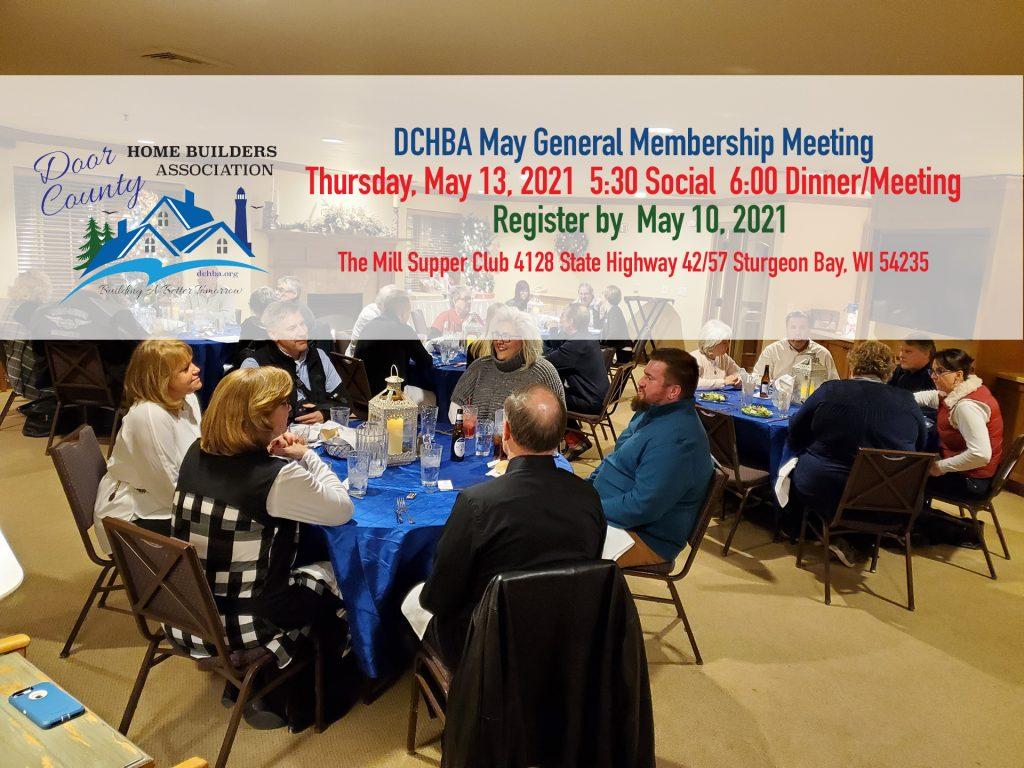 Door County Home Builders Association General Membership Meeting